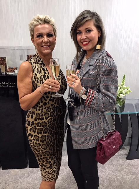 manchester fashion blogger , manchester harvey nichols, beauty event