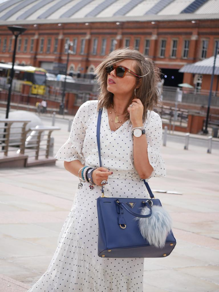 manchester blogger, manchester fashion blogger, chunky sneakers, prada bag ,sunglasses, manchester influencer, manchester bloggers