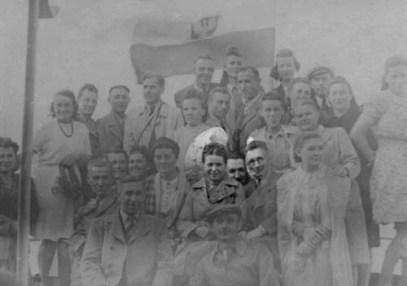 1961 Warsaw, Nursing School, during the ceremony of graduation Irena_6110710547_o