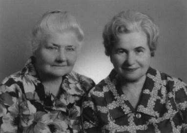 Irena and Lala Sperkowska_6111254298_o