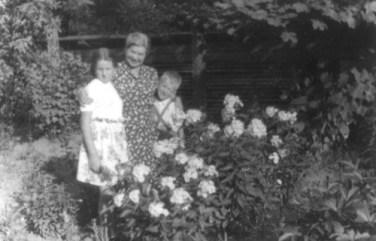 1958, summer, Grodzisk Mazowiecki