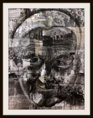 Art piece created by a student of 2014 Lowell Milken Center Fellow Brad LeDuc. Brad teaches art at Washburn Rural High School in Topeka, KS.