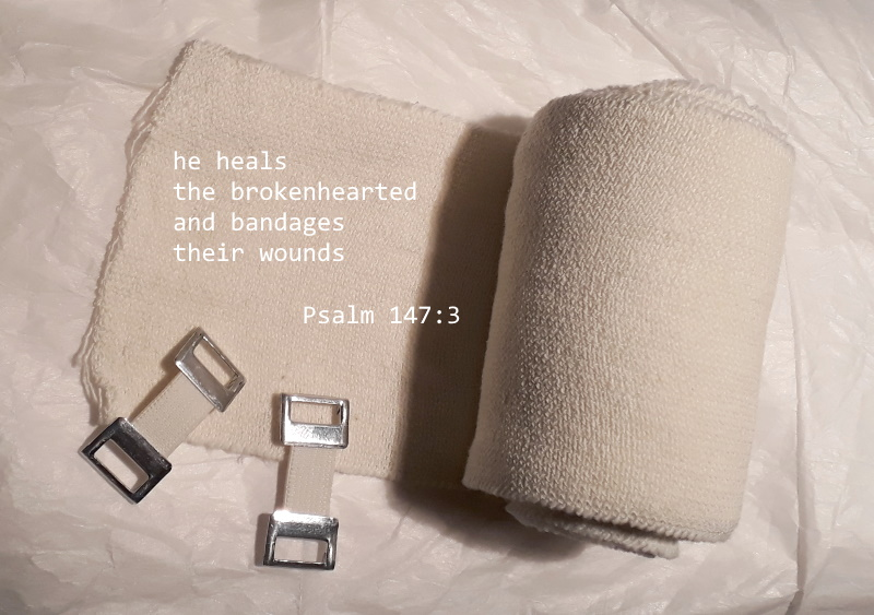 Theme: He heals the brokenhearted
