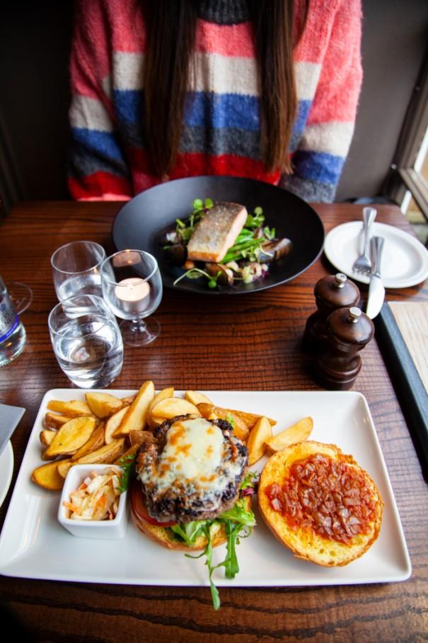 cosa mangiare ad Edimburgo