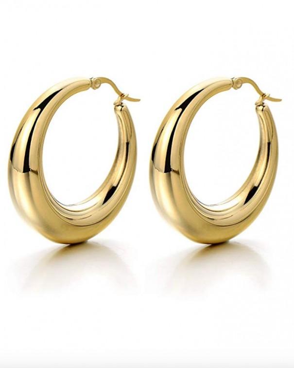 un-paio-di-orecchini-a-cerchio-oro