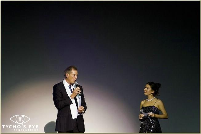 Gala presentatie Irene de Raadt Maritim Hotel Düsseldorf