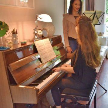 Zangeres Irene de Raadt, privé zangles Amstelveen