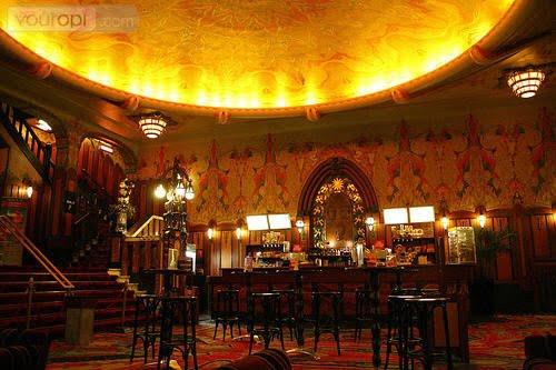 Optreden in Tuschinski en Waldorf Astoria Rome