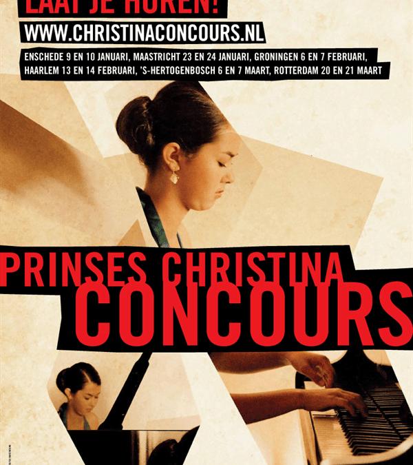Prinses Christina Concours: muziekconcours voor jong talent