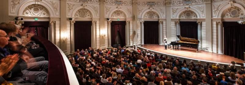 Pianofeesten Concertgebouw korting leerlingen