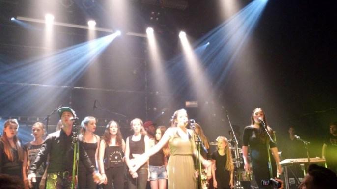 3rd Floor Magic en Young Voices Zangacademie van Irene de Raadt