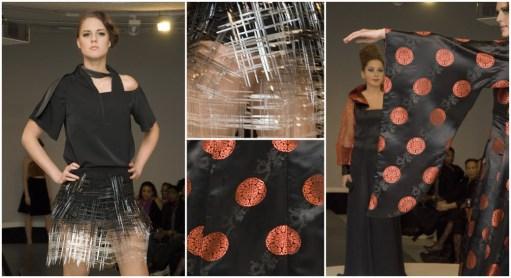 Irene de Raadt Fashion Show Vocal Model
