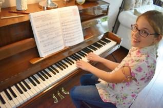 Pianoles Amstelveen Irene de Raadt 1