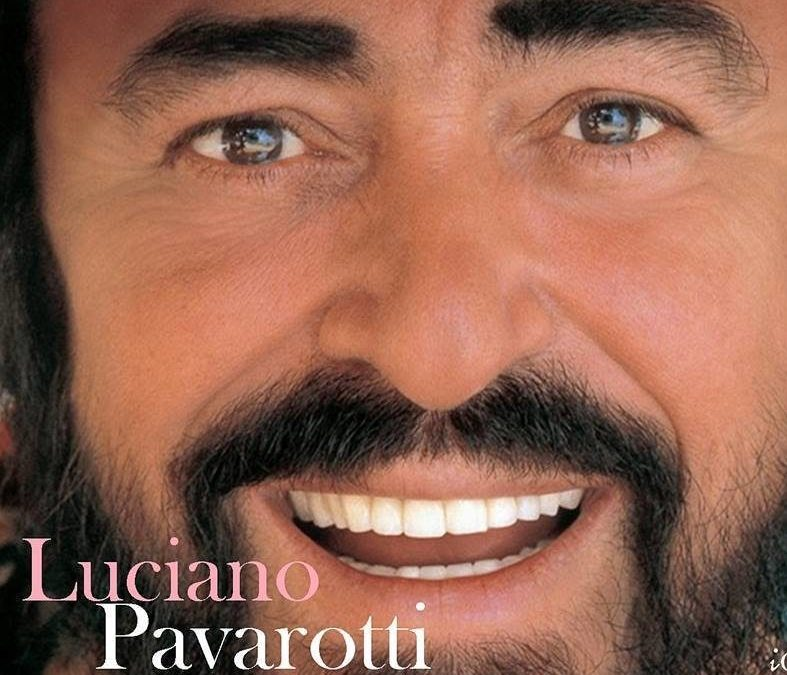 PRESS RELEASE OF PAVAROTTI DOCU BY RON HOWARD