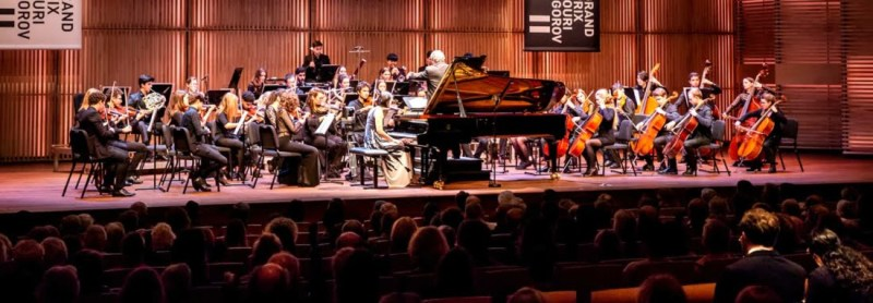 INSPIREREND: Young Pianist Foundation Jubileumconcert