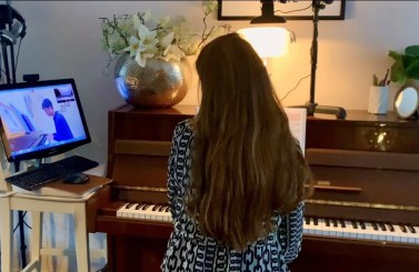 Irene de Raadt, online zangles en pianoles3