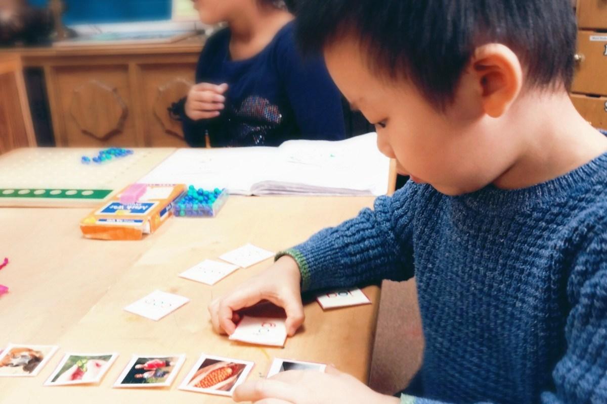 在美國如何給孩子選PRESCHOOL?分享我們為何選擇蒙特梭利學校 (上)