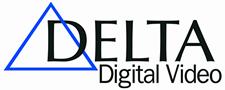 Delta Digital Video Logo