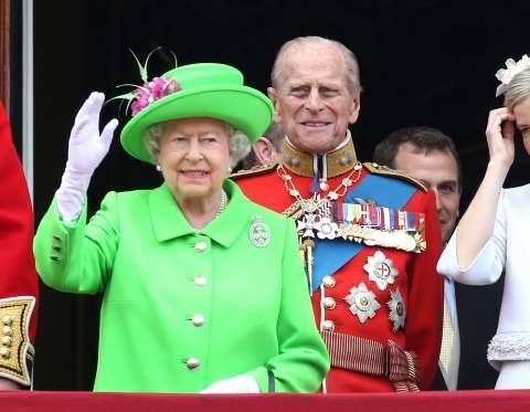 queen elizabeth birthday parade by agness pratt 2