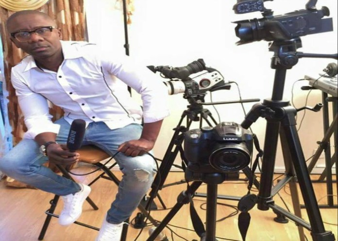Interview with Hassan Pakai Kamara|Vlogger at The Exposer