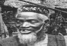 Bai Bureh was born in 1840 in Kasseh