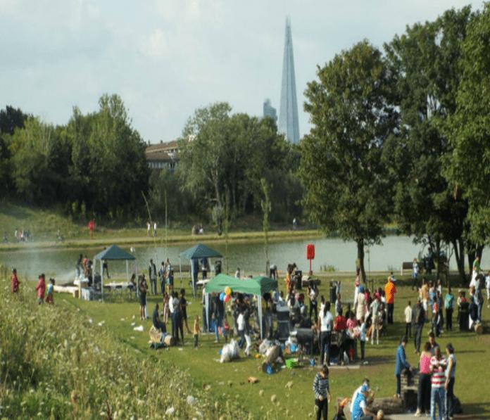 2016 SIERRA FEST UK EVENTS AT BURGESS PARK