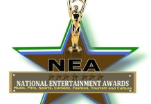 THE OFFICIAL NOMINATIONS FOR THE #NEA AWARDS (NATIONAL ENTERTAINMENT AWARDS) 2017