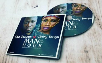 "KAO DENERO RELEASING A NEW TRACK AFTER RAMADAN TITLED ""MAN OF THE HOUR"""