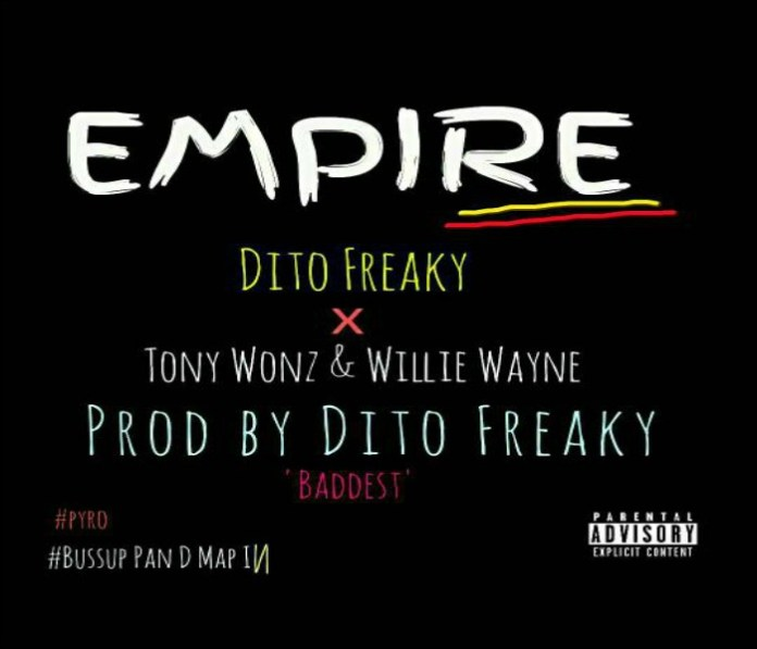LISTEN TO EMPIRE BY DITO FREAKY