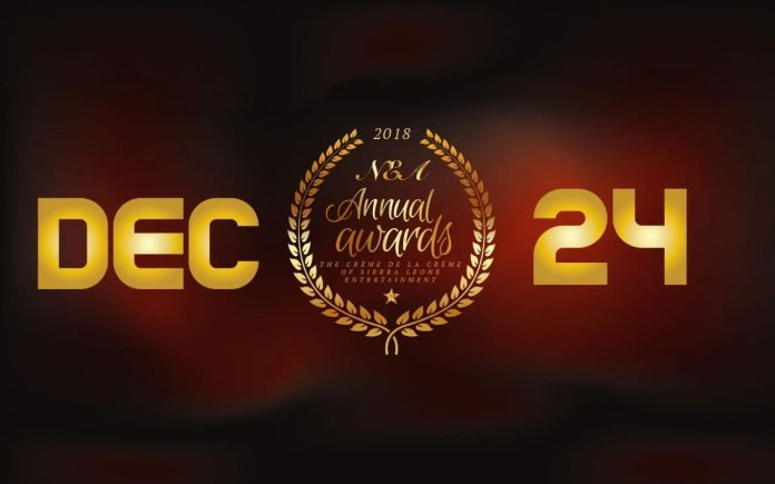 Lake Production modified voting criteria for the National Entertainment Awards (NEA) 2018