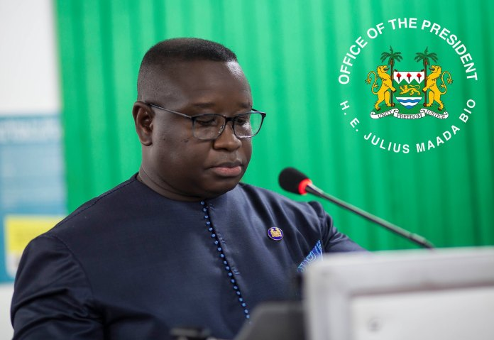 AS COMMISSIONS OF INQUIRY STARTS ON TUESDAY 29TH JANUARY 2019, PRESIDENT BIO DECLARES A WEEK AMNESTY