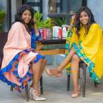 Interview with the Dabor's Twin Fashion World sisters