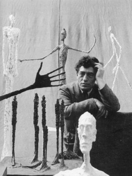 Alberto Giacometti (Swiss, 1901–1966), painter and sculptor
