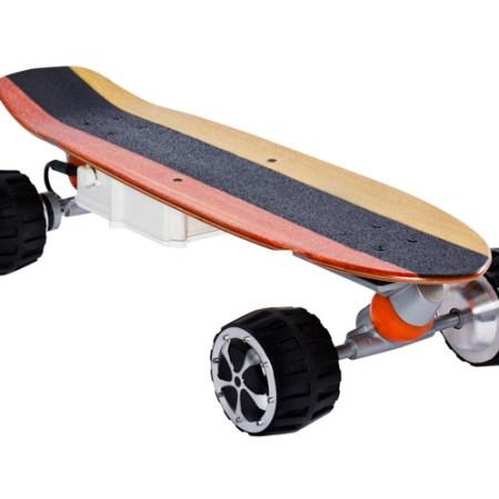 Besondere Geschenke: Elektro Skateboard