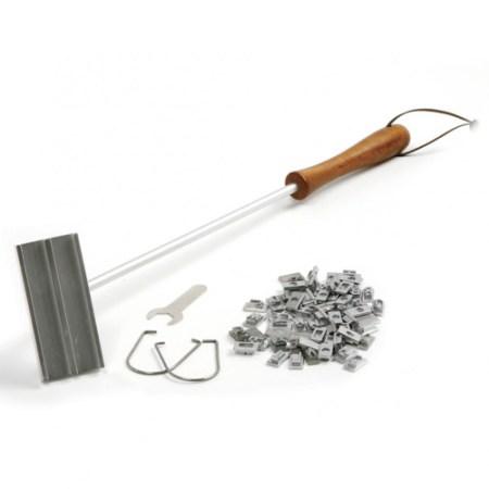 Geschenke für Männer: Grillfleisch Eisen zum Einbrennen von Buchstaben
