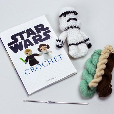 Star Wars Häkelset - das perfekte Geschenk für Star Wars Fans