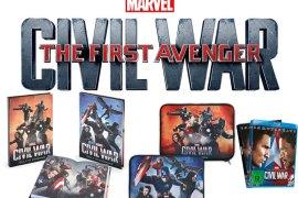 Civil War Preise Gewinnspiel