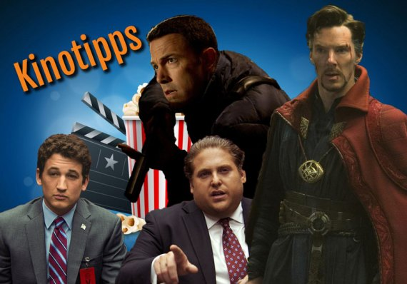 Doctor Strange War Dogs The Accountant