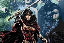 Wonder Woman Band 1 Die Lüge Rebirth