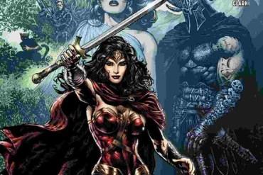Wonder Woman Band 1 Die Lüge Rebirth