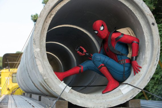 Spider-Man: Homecoming Kritik