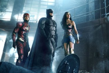 Justice League Kritik mit Ben Affleck Gal Gadot und Ezra Miller The Flash Batman und Wonder Woman