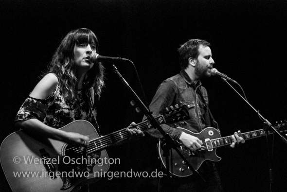 Paper Aeroplanes |  Magdeburger Songtage 2014 | Feuerwache