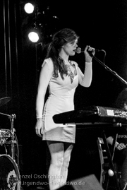Sara Jackson-Holmann    Songtage Magdeburg   Moritzhof