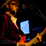 dänische Gitarrenlegende Aske Jacoby