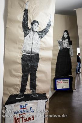 Young Arts | Wünsche der Kinder |  48 Stunden Neukölln