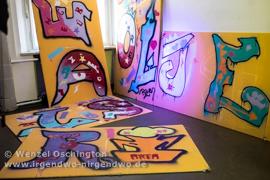 Young Arts | Graffiti |  48 Stunden Neukölln