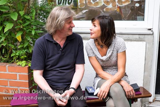 Otto Fenner und Christin Klopitz | 48 Stunden Neukölln
