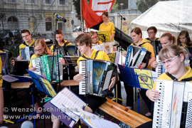 Das Fröhliche Magdeburger Akkordeonorchester