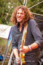 Andy Frasco & his U.N. – Party-Blues aus Los Angeles – Fährmannsfest 2014